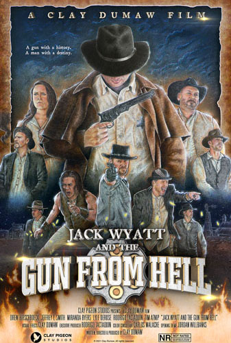 Jack Wyatt and the Gun from Hell  Image