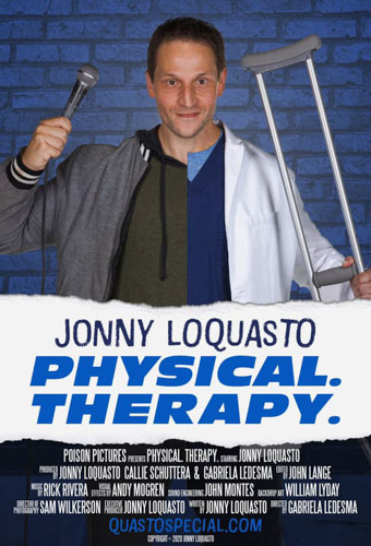 Jonny Loquasto: Physical. Therapy. Image