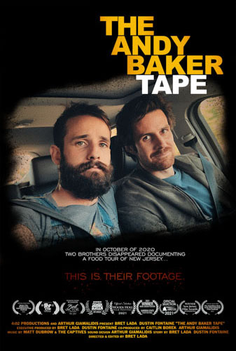 The Andy Baker Tape Image