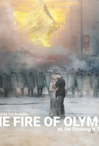 The Fire of Olympus or, on Sticking It to the Man Image