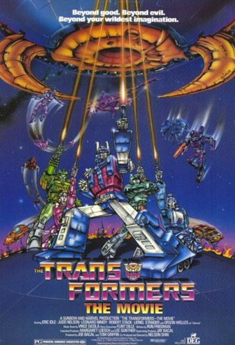 The Transformers: The Movie Image
