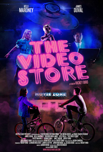 The Video Store Image
