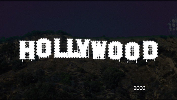 A Brief History of Hollywood Image