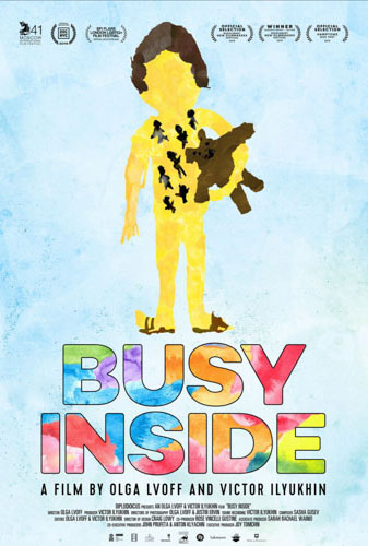 Busy Inside Image