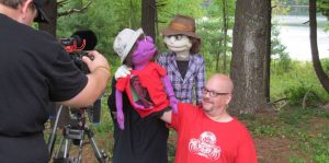 Jon Bristol and the Warped Humor and Puppets of Elmwood Productions Image