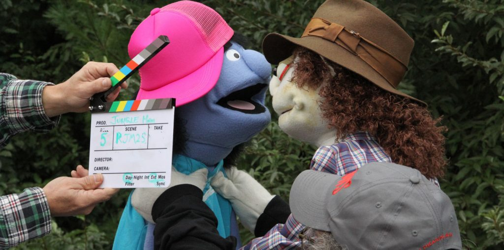 Mike Finland On The Many Roles And Puppets Of Elmwood Productions image