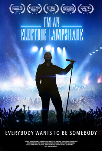 I'm an Electric Lampshade Image