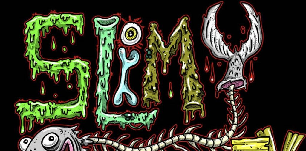 Slimy Spawn TV: Are You Happy With Your Life? image