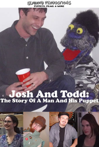 Josh And Todd: The Story Of A Man And His Puppet Image