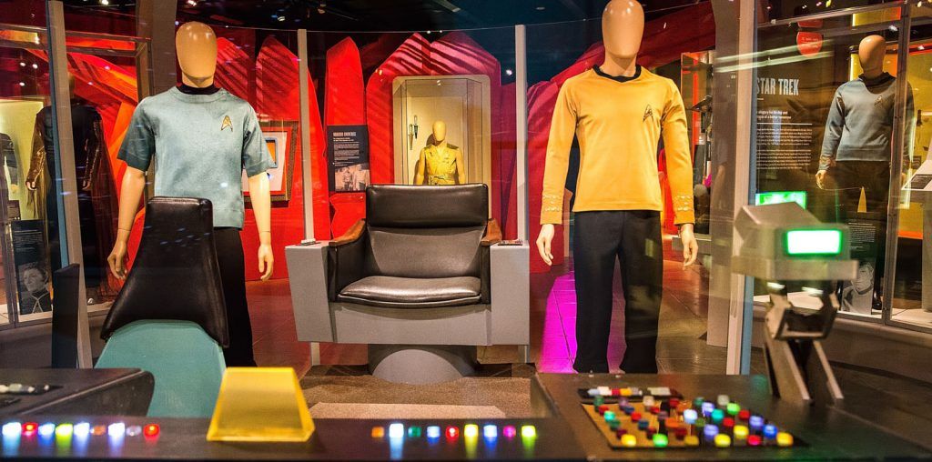 Star Trek: Exploring New Worlds Opens at L.A. Skirball Cultural Center image