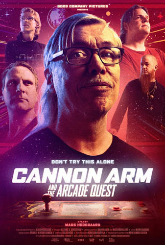 Cannon Arm and the Arcade Quest Image